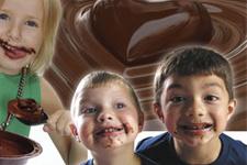 Çikolota Şenliği'ne davetlisiniz