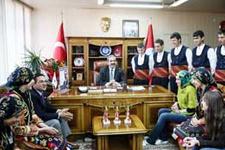 Sivas Belediyesi birincileri ağırladı