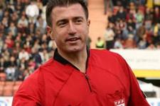 Kasımpaşa-Galatasaray (GS) maçı hakemi Hüseyin Göçek