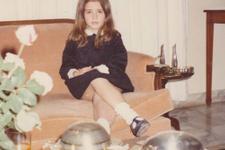 Bu küçük kız çocuğunu tanıdınız mı?