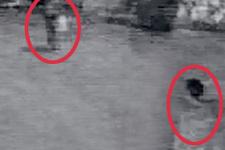Seri katilin cinayet anı kamerada
