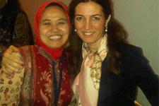 Obamayı şaşırtan Türk kadını