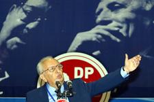 Çiller telgrafı DP kongresini karıştırdı