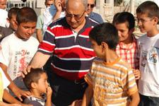 Tarsuslu Başkan mahalle gezisine çıktı