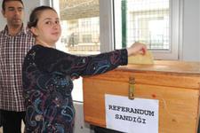 Referandumda soldan ortak hayır