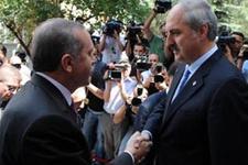 Kurtulmuş AK Parti'ye Erdoğan Köşk'e