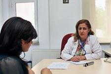 Kadın Sağlık Merkezi'ne büyük ilgi