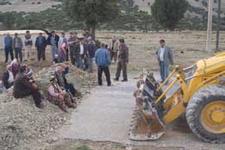 Selendi'de su kavgası bitmiyor