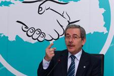 Abdüllatif Şener'in partisine şok haciz