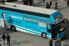 Erzurum'da Abdüllatif Şener heyecanı!