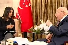 Habertürk spikeri Erbakan'ı öfkelendirdi