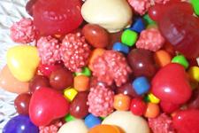 Şekerle gelen güzellik