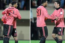 Kazım Galatasaray'a 'merhaba' dedi!