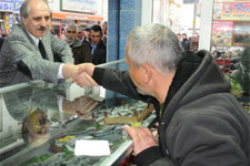 Kurtulmuş Kılıçdaroğlu'na yüklendi