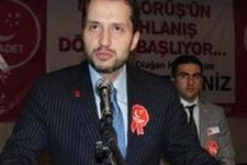 Küçük Erbakan Erdoğan'ı bombaladı!