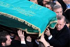 Fatih Erbakan cenazede böyle konuştu