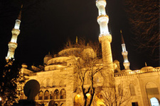 Erbakan için Sultanahmet'te mevlit
