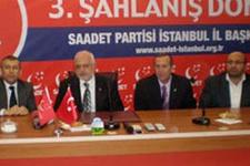 BBP'den SP'ye Erbakan taziyesi