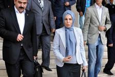 Muhsin Yazıcıoğlu'nun eşi adliyede!