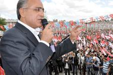 BBP liderinden BDP'ye ezan çıkışı