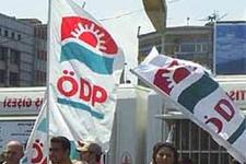 ÖDP'li 5 partili gözaltına alındı