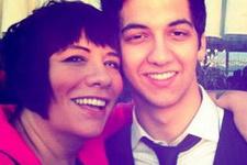 Işın Karaca oğlunu mezun etti