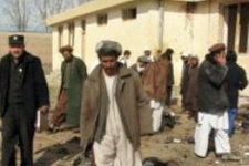 Afganistan'da hastane katliamı