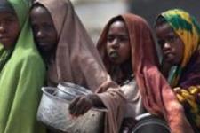 Somali kıtlığı İKÖ gündeminde