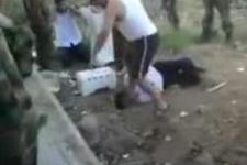 Suriye'de tüyler ürperten işkence!