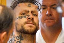Boynuzlu seri katil tutuklandı
