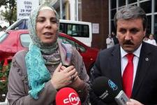 Yazıcıoğlu'nun eşi savcıya konuştu