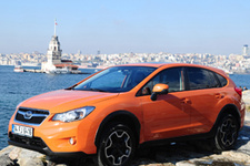 Subaru'nun stratejik modeli...