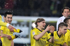 Dortmund aldı başını gidiyor