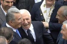 Mehmet Haberal'den cenaze kahkahası