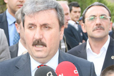 BBP'li Destici AK Parti'yi suçladı!