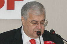DSP'li Türker Burdur'u ziyaret etti