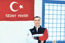 Sedat Peker'in koğuşundan ilginç fotoğraf!