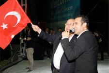 Bakırköy'e Ferhat Göçer rüzgarı