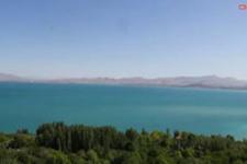 Deprem Van gölünün şeklini değiştirdi