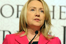 BM'nin kararı Clinton'ı kızdırdı
