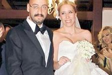 Oya Başar'ın oğlu evlendi