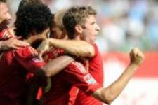 Bayern, ligin çaylağına 'hoşgeldin' dedi