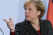 Merkel'den AB için Türkiye'ye destek!