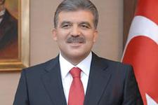 Abdullah Gül'den Filistin'e kutlama