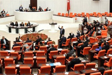 Anadilde savunma hakkı Meclis'i böldü