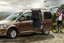 Volkswagen Caddy'lerde yıl sonu fırsatı