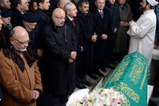 Asım Kocabıyık'ın cenazesinden ilginç ayrıntı