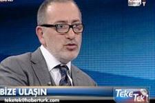 Altaylı'nın canlı yayında PKK tepkisi!