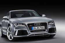 Audi'nin yeni modeli RS 7 Sportback