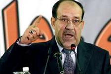 Maliki'nin adayına suikast